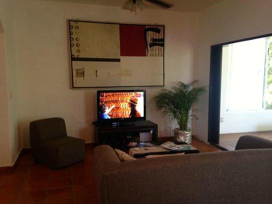 Paraiso Guest House: Area Comun