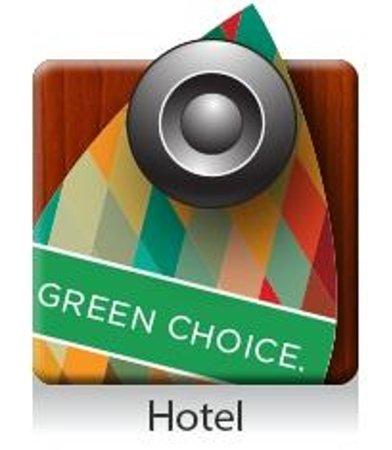 Surf City Inn & Suites: Green Choice