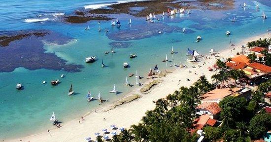Recife, PE: Praia de Piedade