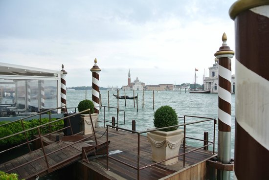 The Westin Europa & Regina, Venice: View of the Grand Canal