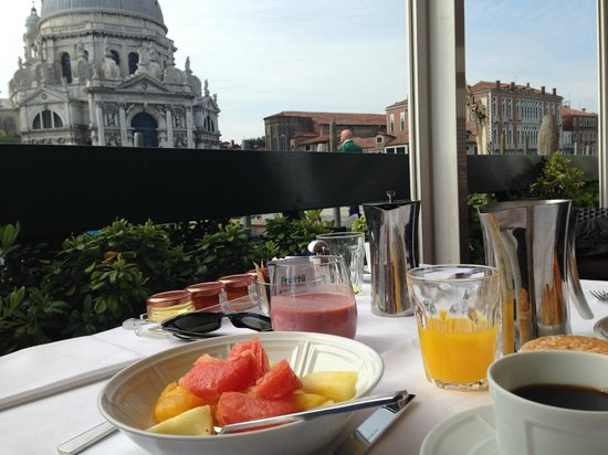 The Westin Europa & Regina, Venice: Breakfast