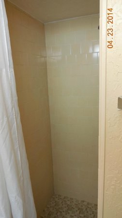 Howard Johnson Inn Flagstaff University West : Small example of HORRIBLE