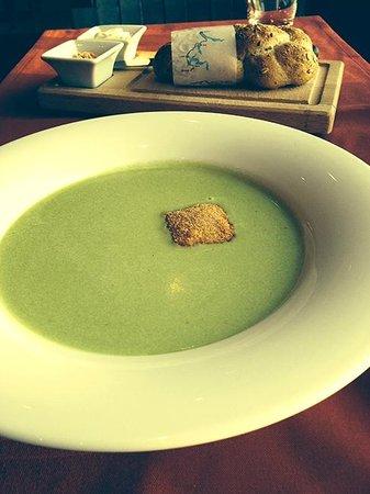 Appenzeller Cheese Soup Picture Of Echo Restaurant Zurich