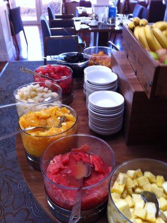 Dingle Skellig Hotel : Breakfast spread