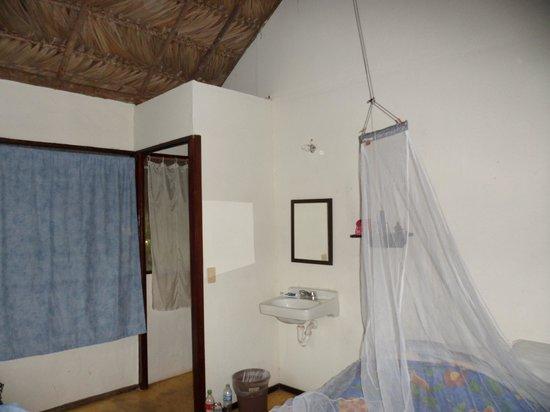 Kin Balam Cabanas Palenque : Inside the cabana #21