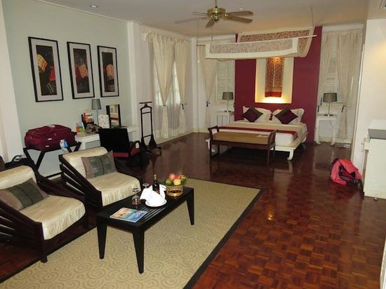 Maison Souvannaphoum Hotel: La Maison - The Prince's Suite