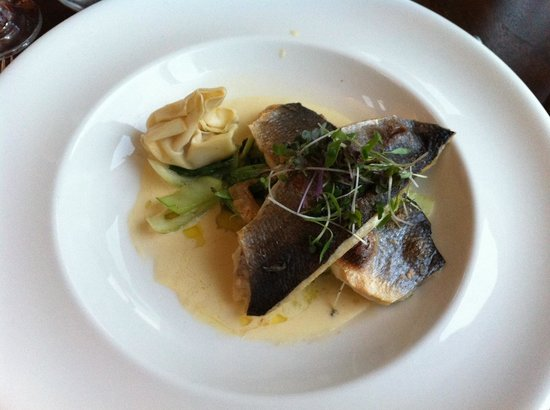 Dingle Skellig Hotel : Sea bass