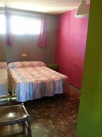 Carihuela Park Palace: dormitorio principal