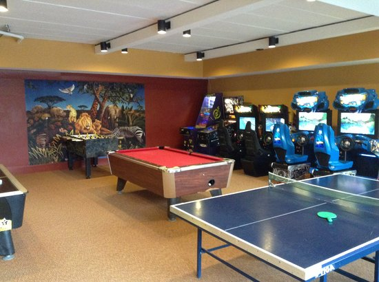 Awesome Game Room - Picture of InnSeason Resorts Pollard Brook ...