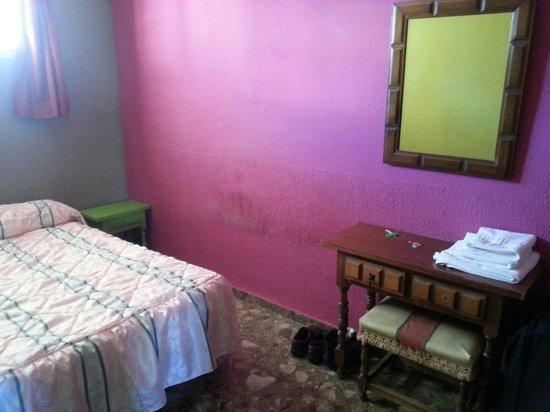 Carihuela Park Palace : dormitorio principal