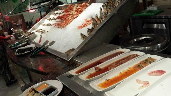 POC Buffet: Seafood
