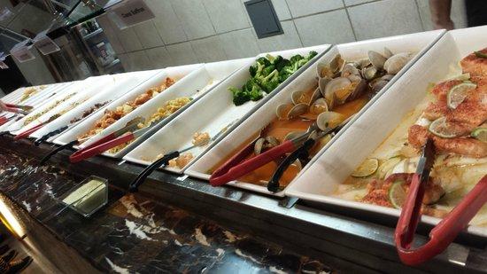 POC Buffet: Hot Items