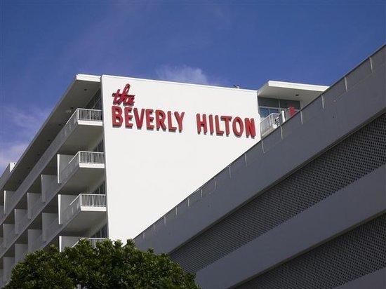 The Beverly Hilton : やっぱりここが一番