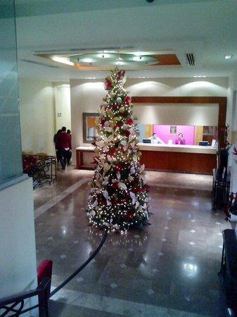 Camino Real Saltillo: Christmas time