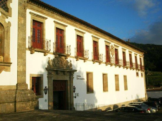 Pousada Mosteiro Guimarães: Pousada de Santa Marinha - entrance