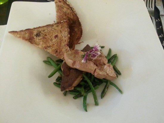 Ti Toques : Foie gras frais