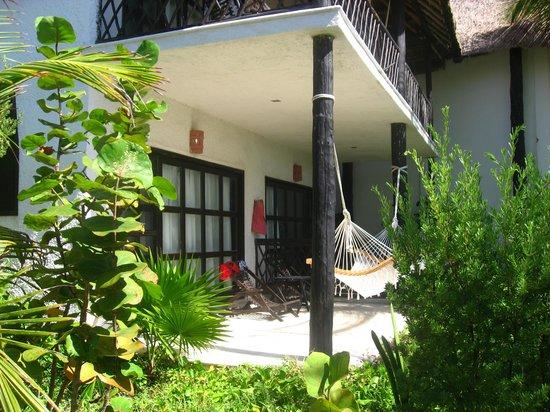 Los Lirios Hotel Cabanas: Отель