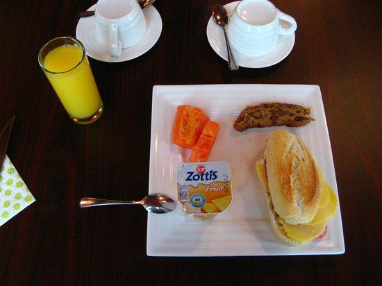 Hotel Palacio : Café da Manhã
