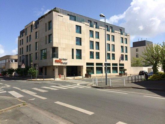 Best Western Plus Masqhotel: Masqhotel Best Western La Rochelle