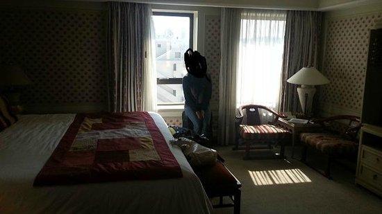 Regal Pacific Hotel : habitacion
