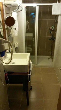 Amethyst Hotel Istanbul: Baño