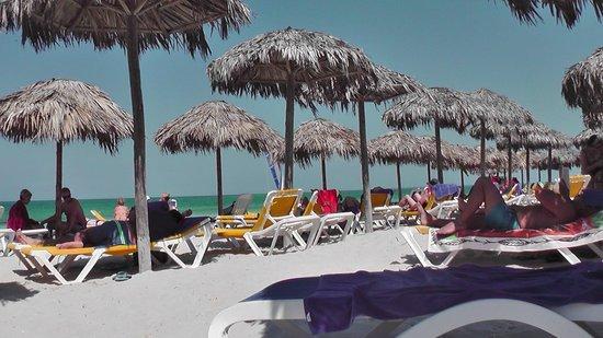 IBEROSTAR Playa Alameda Hotel: Una playa de ensueño