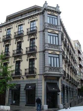Eurostars Gran Via : Hotel Fontecruz