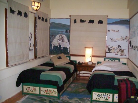Chonor House: Nomads Room