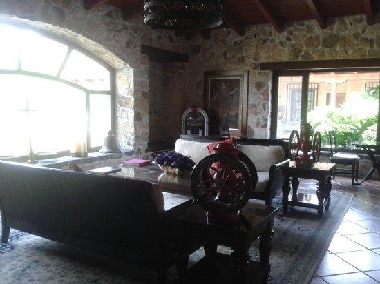 Finca Filadelfia Coffee Resort & Tours: lounge area