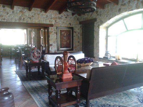 Filadelfia Coffee Resort and Spa : loung area