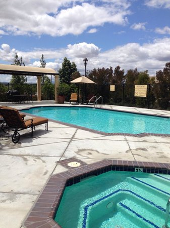 Ayres Hotel & Spa Moreno Valley: Nice looking pool...