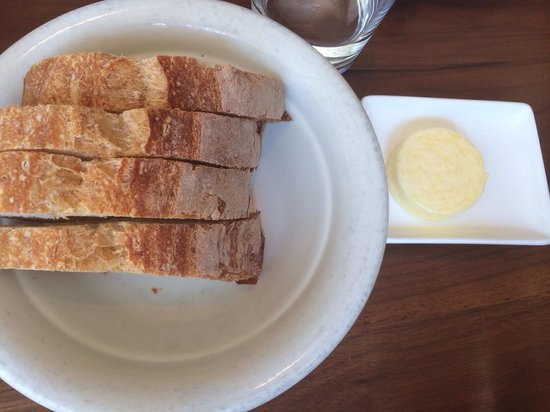 Blue Duck Tavern: Bread & butter