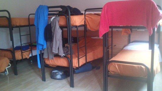Letti a castelli camerata 9 persone - Foto di Hostel 3, Milano ...