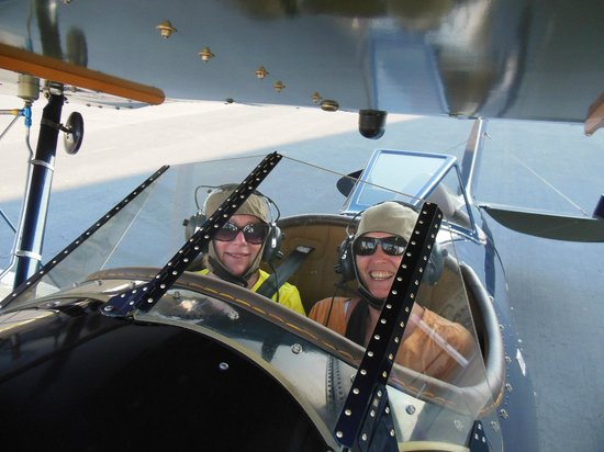 St. Augustine Biplane Rides: Best Time Ever!