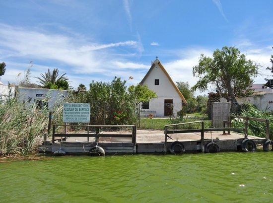 Parque Natural de la Albufera: Lakeside home