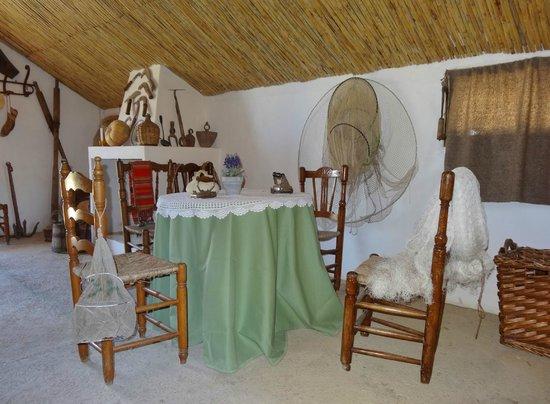 Parque Natural de la Albufera: Mini museum of Rosa Barquera