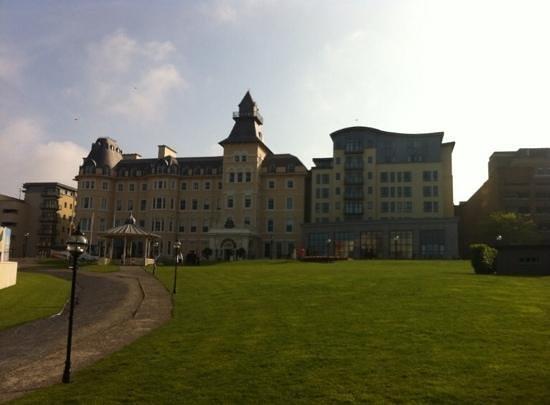 Royal Marine Hotel : majestic