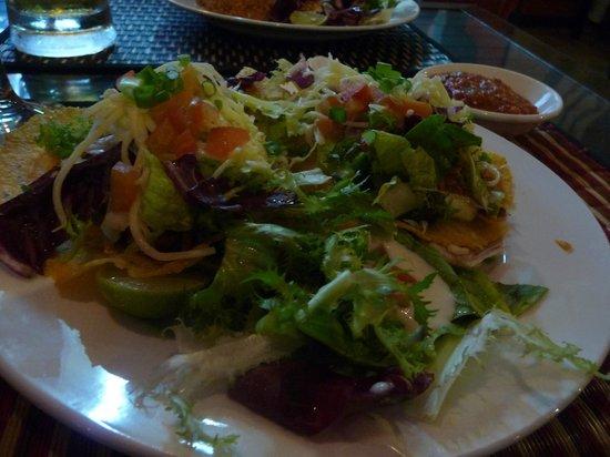 Viva: Taco plate