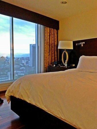 Le Meridien Mexico City: my bedroom