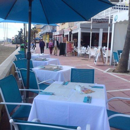 Sabores Restaurant & Tapas: Beautiful