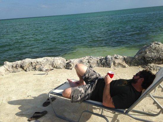 Postcard Inn Beach Resort & Marina at Holiday Isle : beach