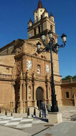 Calahorra, Spain: Catedral