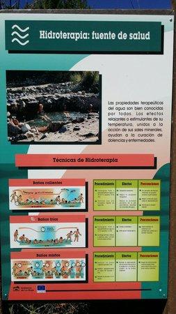 Balneario TermaEuropa Arnedillo: Normas de uso Pozas