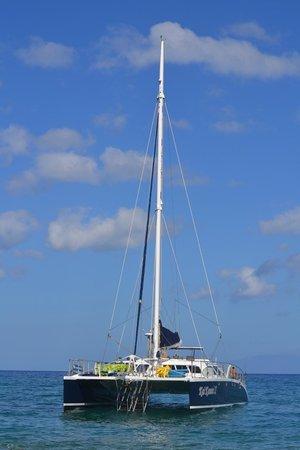 Kai Kanani Sailing Charters: The Kai Kanani
