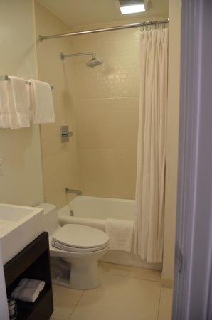 Hotel Vertigo: Badezimmer