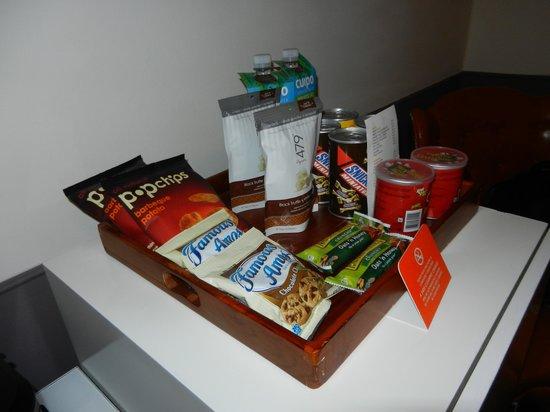 Hotel Vertigo: Minibar