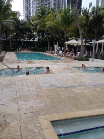 Grand Beach Hotel: Piletas planta baja