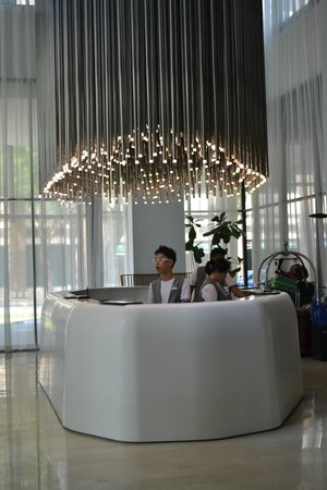 Studio M Hotel : Reception