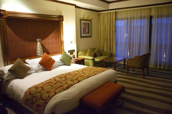 Kigali Serena Hotel : great decor