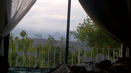 Casa Dona Elena B & B: View from room